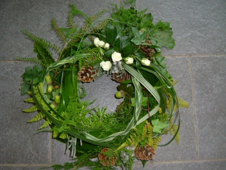 Natural Woodland Wreath