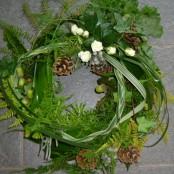 Natural Woodland Wreath