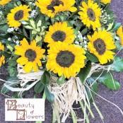 Sunflower Oasis Spray S080