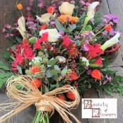 Rainbow Cut Flower Sheaf
